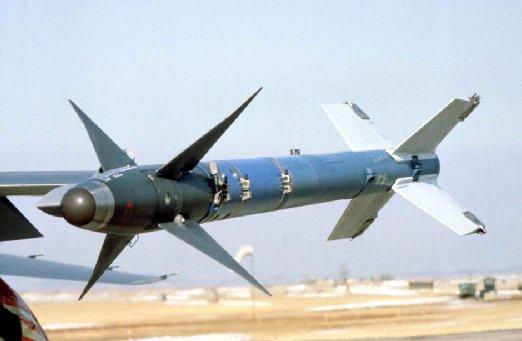 Dr Walter B Laberge Aim 9 Sidewinder Missile Mission
